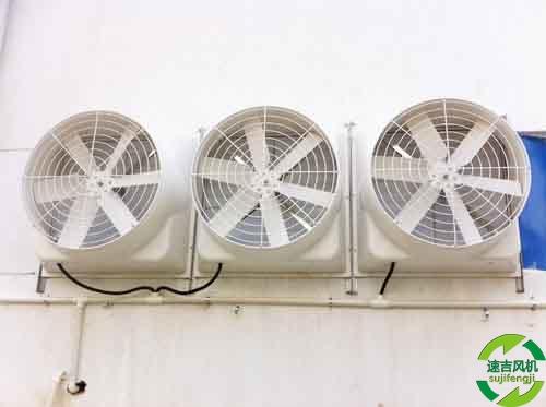 车间窗户安装的风机烟台.东营通风设备低能耗大