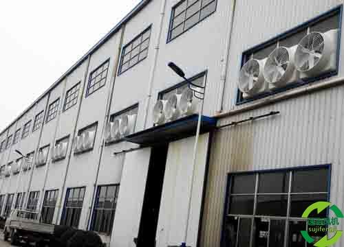工厂车间专用SMC泰安屋顶风机,7类排烟风扇