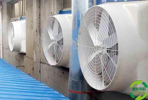 烟台玻璃钢负压风机_蓬莱屋顶风机_安丘工业排风
