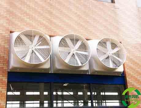 厂房车间通风降温改造厂家速吉通风公司毛遂自