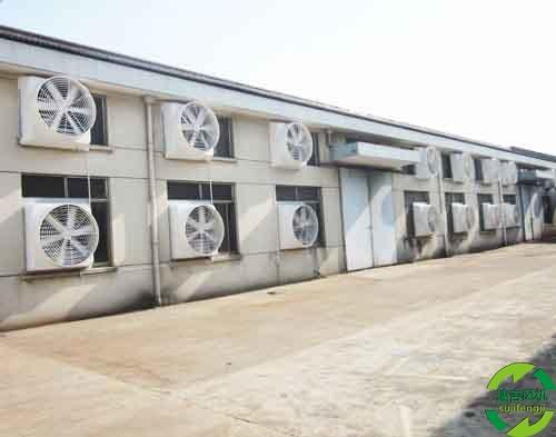 厂房通风降温设备,常熟车间降温系统,吴江