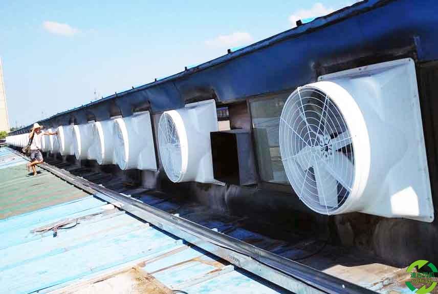嵊州水帘风机,湖州冷风机,绍兴通风设备降价60天