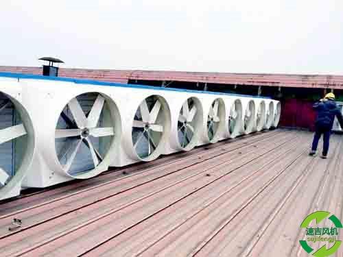 精品玻璃钢负压风机零配件选择注意事项