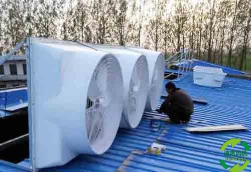 防腐防爆负压风机在特殊行业的应用案例