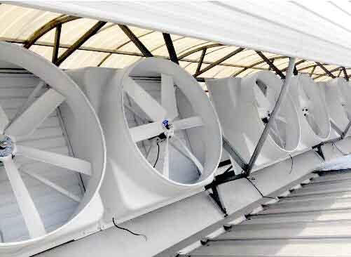 淮安厂房通风设备厂家,上海车间降温风机,大丰