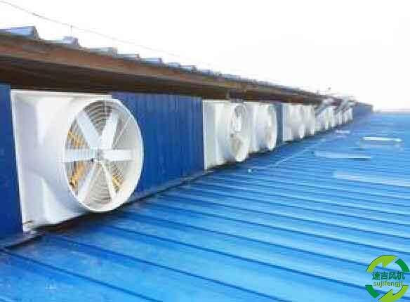 降温设备,水帘风机,防爆风机