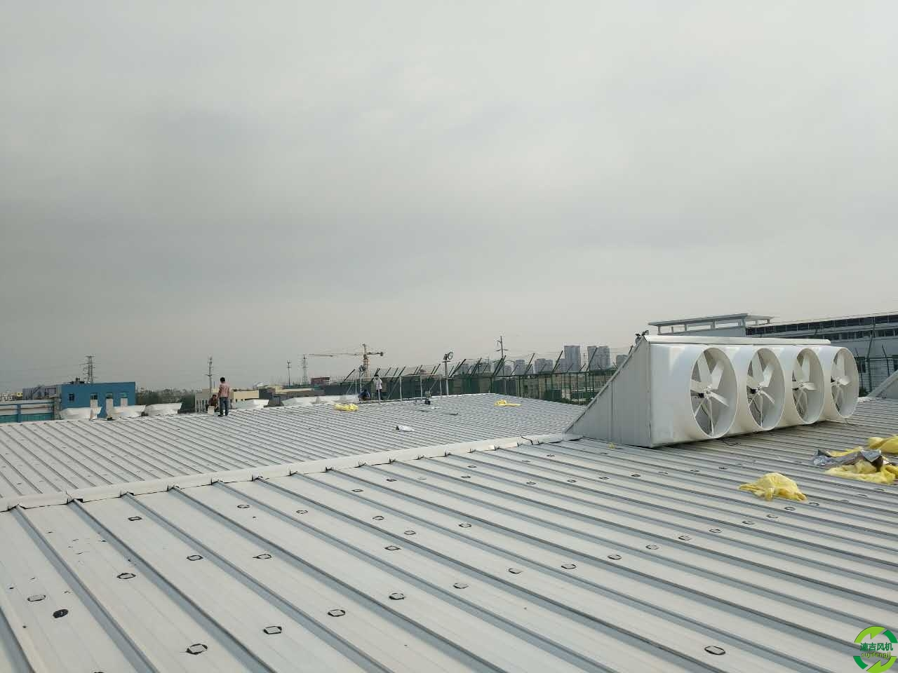 大风量48000立方/时常熟屋顶风机,张家港负压风机