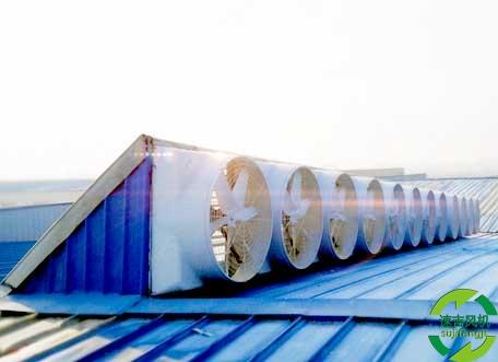 玻璃钢嵊州屋顶风机嵊州排风扇质量配置