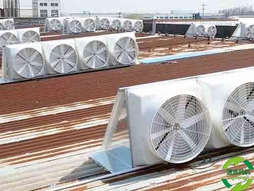 速吉牌负压风机,工业排风扇搞定42度以上闷热厂