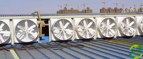绍兴水帘风机,湖州屋顶风机厂价老品牌