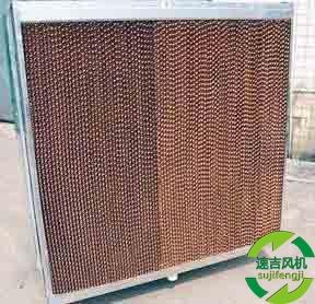 水帘风机降温系统,湿帘负压风机_通风设备系统
