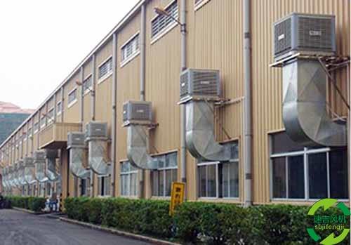 冷风机_水空调_换气扇_厂房通风设备_车间降温设
