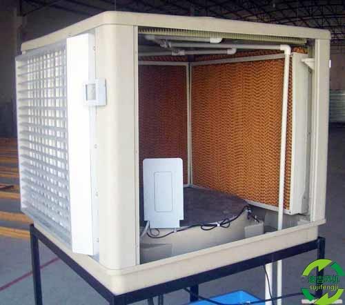 冷风机_水空调_水帘风机_降温设备_通风设备_工业
