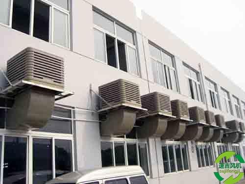 水空调上海_湿帘纸_水帘风机南通_冷风机_厂房通